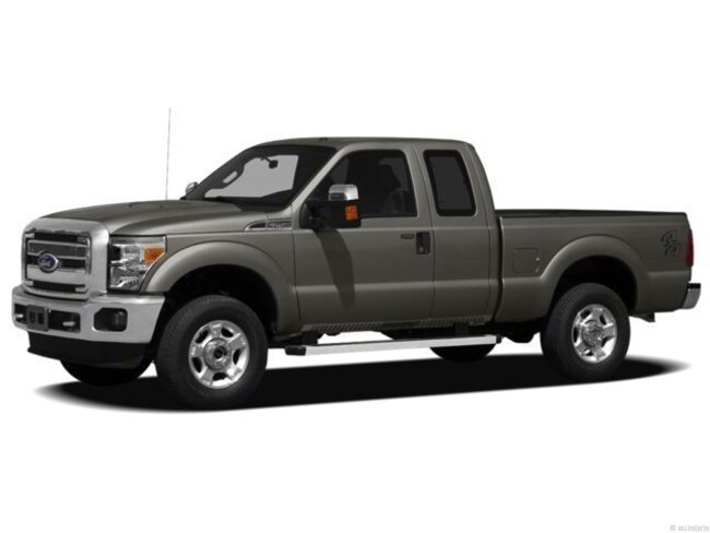 2012 Ford F-250 Super Duty Extended Cab Truck