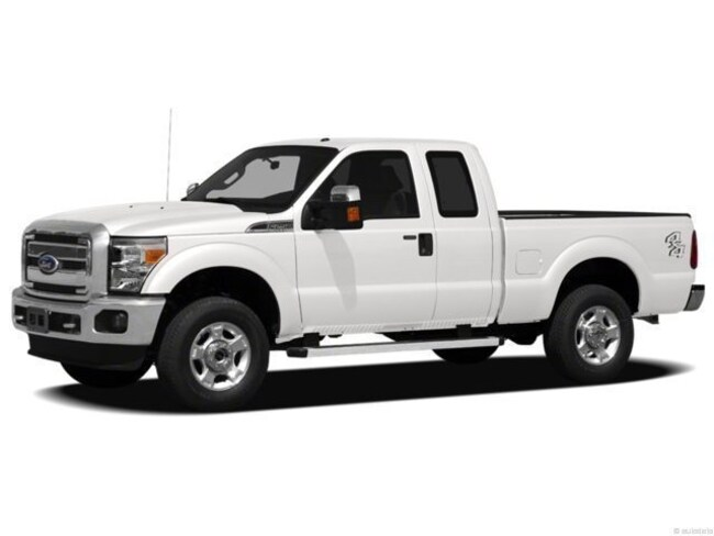 2012 Ford F-250 Lariat Extended Cab Truck