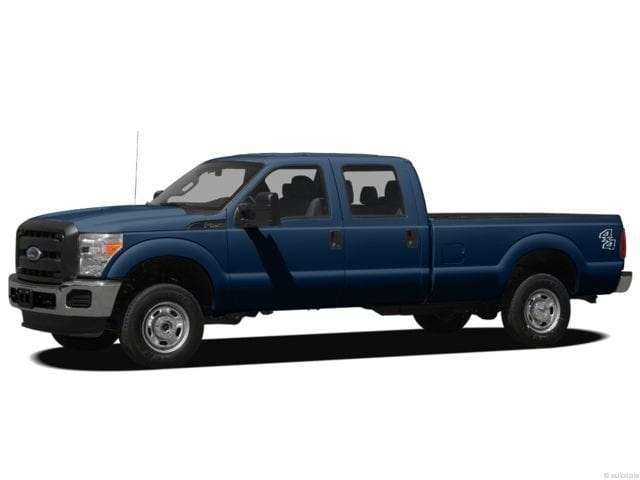 2012 Ford F-250 Truck Crew Cab