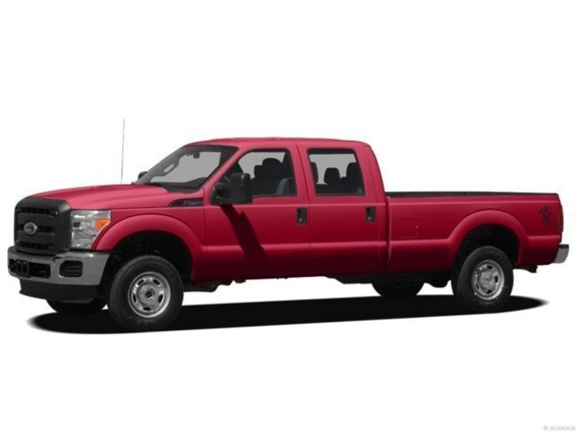 Used 2012 Ford F-250SD XL Truck for sale in Anson TX