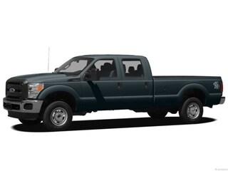 2012 Ford F-250 Lariat Truck Crew Cab