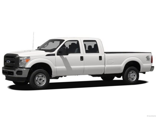 2012 Ford F-250 Super Duty Crew Cab Truck