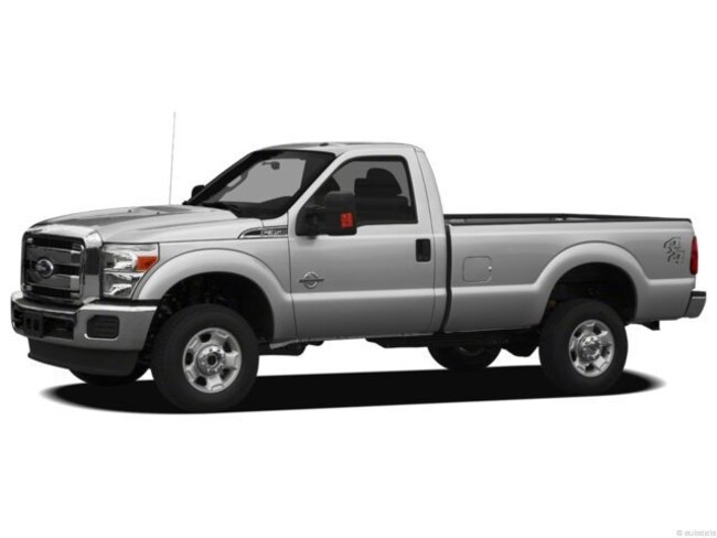 2012 Ford F-350 Long Bed Truck