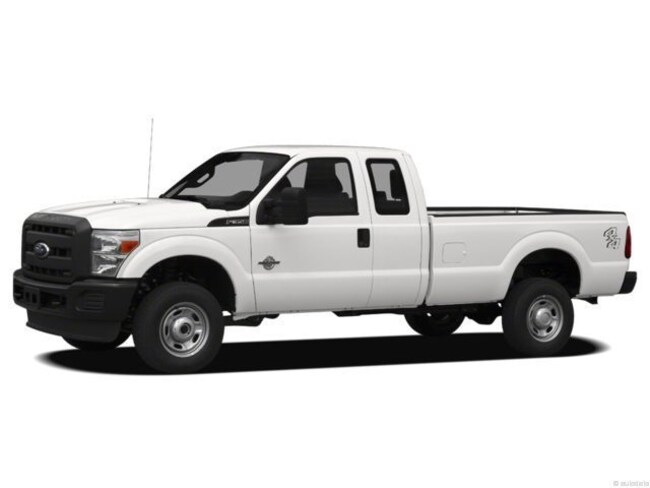 2012 Ford F-350 Extended Cab Truck