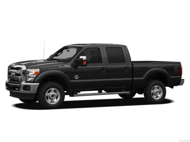 Used 2012 Ford F-350SD Truck in Rexburg, ID