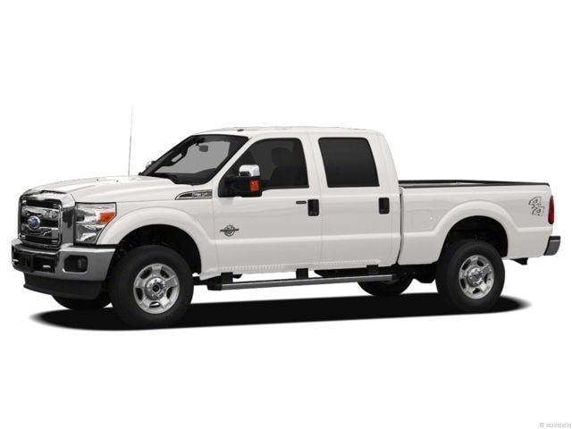 2012 Ford F-350 Super Duty Lariat 4x4 Lariat  Crew Cab 6.8 ft. SB SRW Pickup