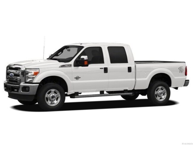 2012 Ford F-350 Truck Crew Cab for sale in Columbus, TX