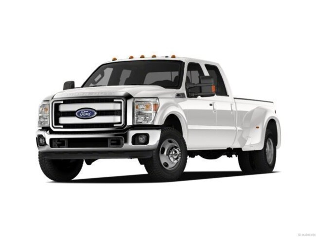 2012 Ford F-450 Lariat Crew Cab Long Bed Truck