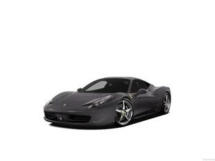 2012 Ferrari 458 Italia Base Coupe