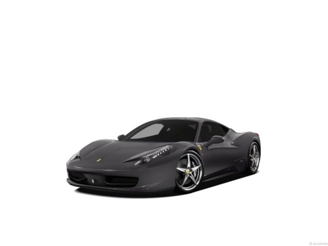 Pre Owned 2012 Ferrari 458 Italia Base Coupe for salelease San Antonio,TX