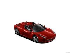 2012 Ferrari 458 Italia 2dr Conv Convertible