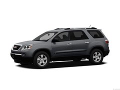 Used 2012 GMC Acadia SLT-1 SUV 1GKKRRED5CJ334445 for Sale in Plymouth, IN at Auto Park Buick GMC