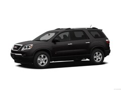 Used 2012 GMC Acadia SLT-1 SUV for sale in Oregon, OH