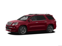 Used 2012 GMC Acadia Denali SUV for sale in Burlington NC