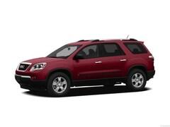 Bargain Used 2012 GMC Acadia SLT-1 SUV 1GKKVRED3CJ267565 under $15,000 for Sale in Jackson, MS