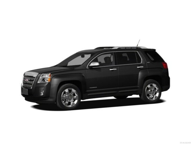 Used 2012 GMC Terrain FWD 4dr SLE-2 Sport Utility 2GKALSEK8C6354933 in Cathedral City