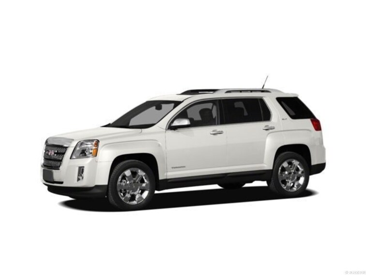 Used 2012 GMC Terrain SLE-1 AWD SUV For Sale  Parkersburg, WV