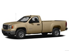 2012 GMC Sierra 1500 Work Truck Truck Regular Cab
