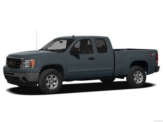 2012 GMC Sierra 1500 SLE Extended Cab 4WD Truck Extended Cab