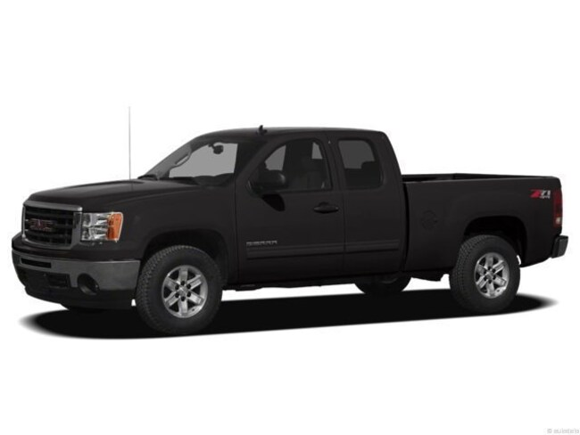 Used 2012 GMC Sierra 1500 SLE Extended Cab 4WD Truck Extended Cab Grand Forks, ND