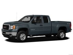 2012 GMC Sierra 2500HD SLE Extended Cab Truck Extended Cab
