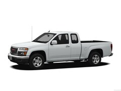 2012 GMC Canyon SLE1 Truck Extended Cab