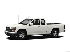 2012 GMC Canyon Work Truck Truck Extended Cab
