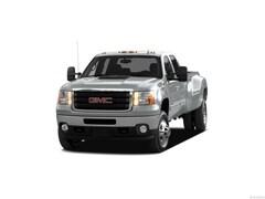 2012 GMC Sierra 3500HD SLT 4WD Crew Cab 167.7 SLT