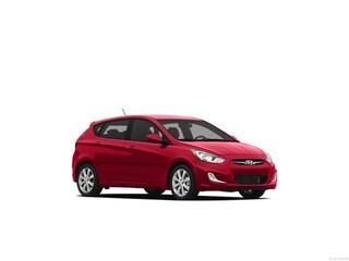 2012 Hyundai Accent GS (A6) Hatchback