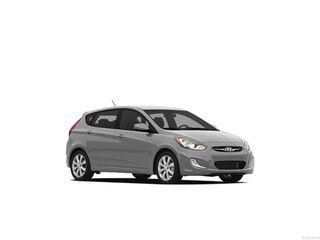 2012 Hyundai Accent GS (A6) Hatchback