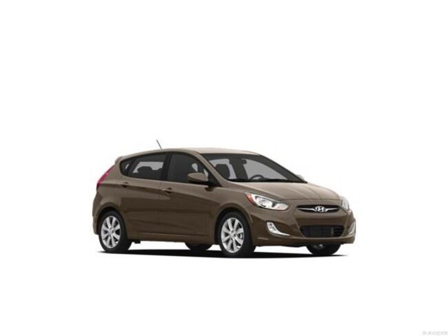 2012 Hyundai Accent GS HB Auto GS
