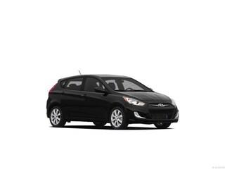 2012 Hyundai Accent SE (A6) Hatchback