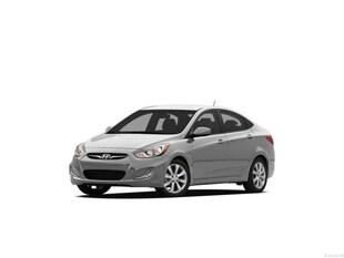 2012 Hyundai Accent GLS Car