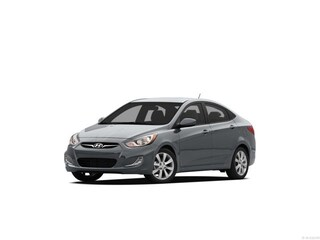 2012 Hyundai Accent GLS Car