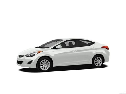 Used special  2012 Hyundai Elantra GLS Sedan for sale in Lawton, OK