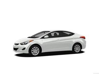 Used 2012 Hyundai Elantra GLS Sedan for sale in Lawton, OK