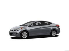 2012 Hyundai Elantra GLS 4dr Sdn Auto  Alabama Plant Sedan