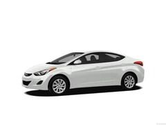 2012 Hyundai Elantra GLS w/PZEV (A6) Sedan