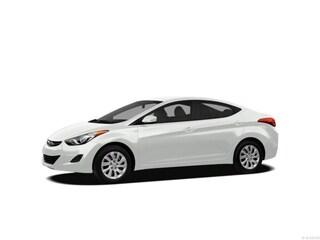 2012 Hyundai Elantra Limited (A6) Sedan