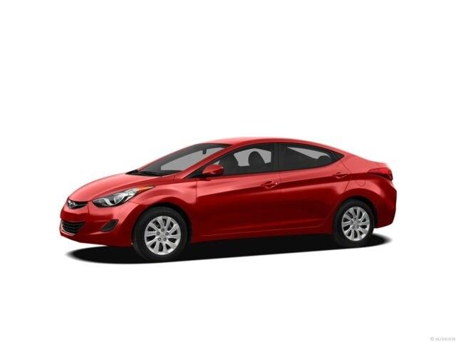 2012 Hyundai Elantra Limited Sedan