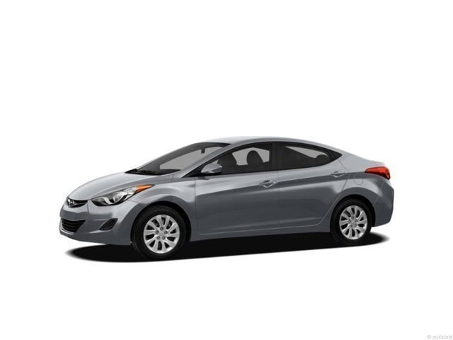 2012 Hyundai Elantra Sedan  sc 1 st  Quirk Hyundai of Bangor & Used 2012 Hyundai Elantra For Sale | Bangor ME