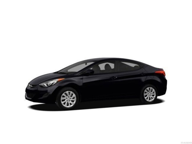 Used 2012 Hyundai Elantra GLS Sedan fors sale in Athens, OH