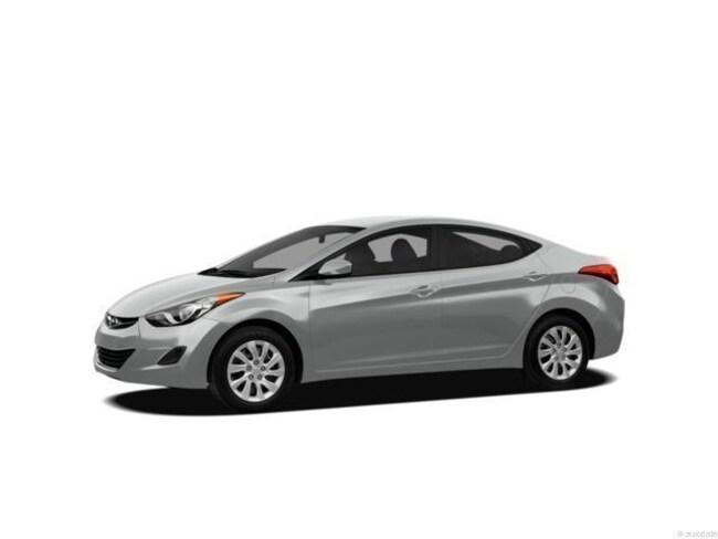 Used 2012 Hyundai Elantra GLS w/PZEV (A6) Sedan for sale near Atlanta