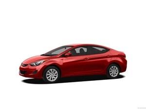 2012 Hyundai Elantra GLS w/PZEV (A6)