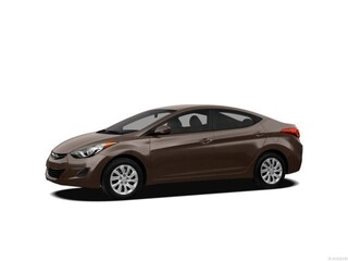 2012 Hyundai Elantra Limited Sedan