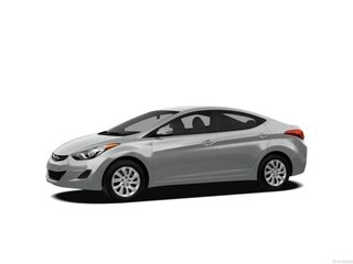 2012 Hyundai Elantra Limited PZEV Sedan