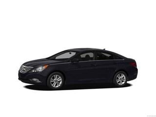 2012 Hyundai Sonata Limited w/PZEV (A6) Sedan