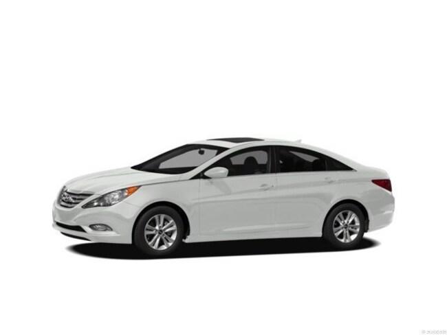 2012 Hyundai Sonata Limited w/Pzev Sedan