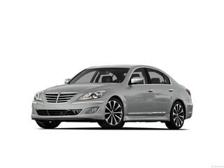 2012 Hyundai Genesis 5.0 R-Spec (A8) Sedan