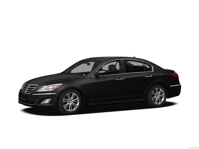 2012 Hyundai Genesis 5.0 Sedan